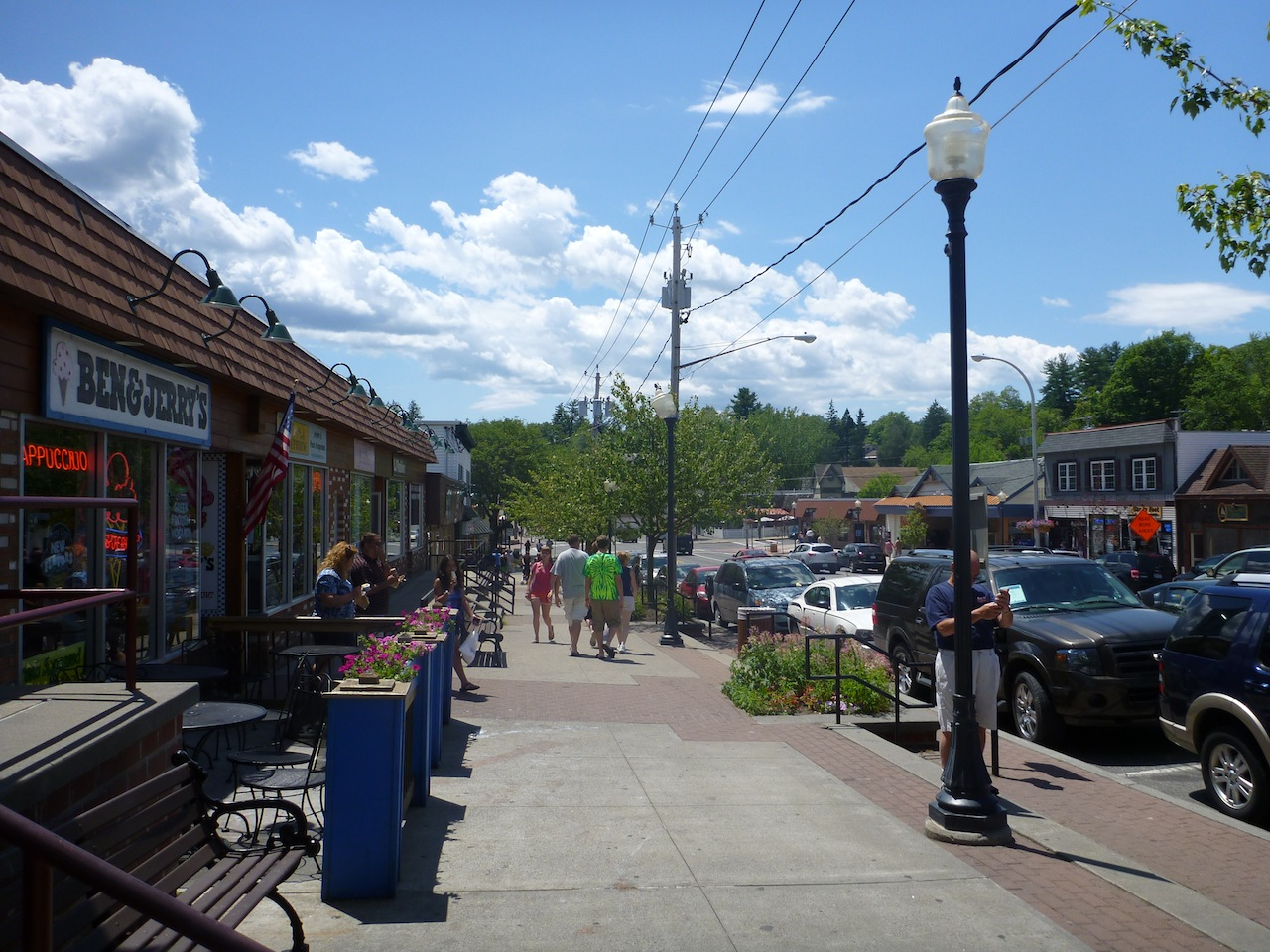 The Town Of Lake George, NY