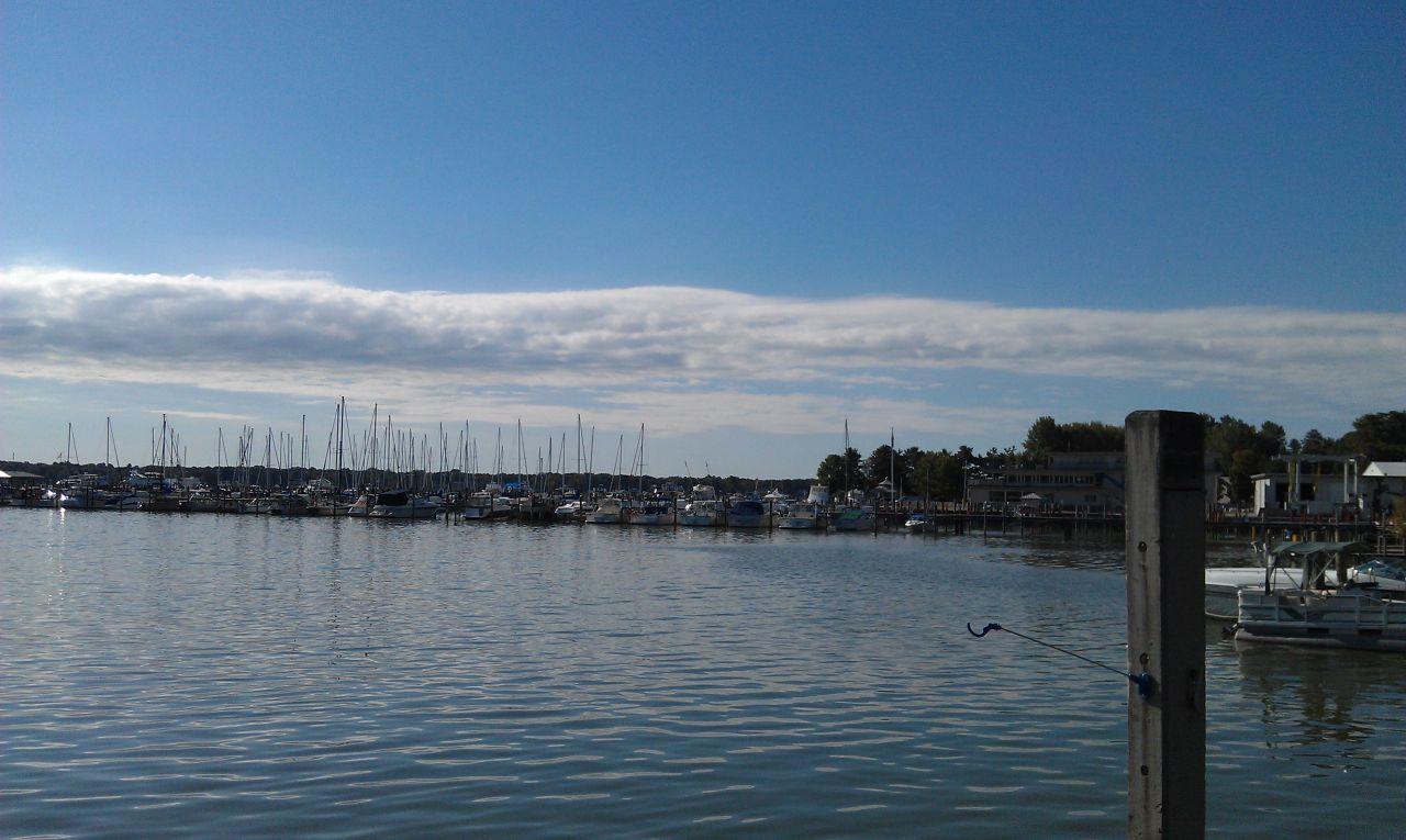 A Marina In Holland, MI