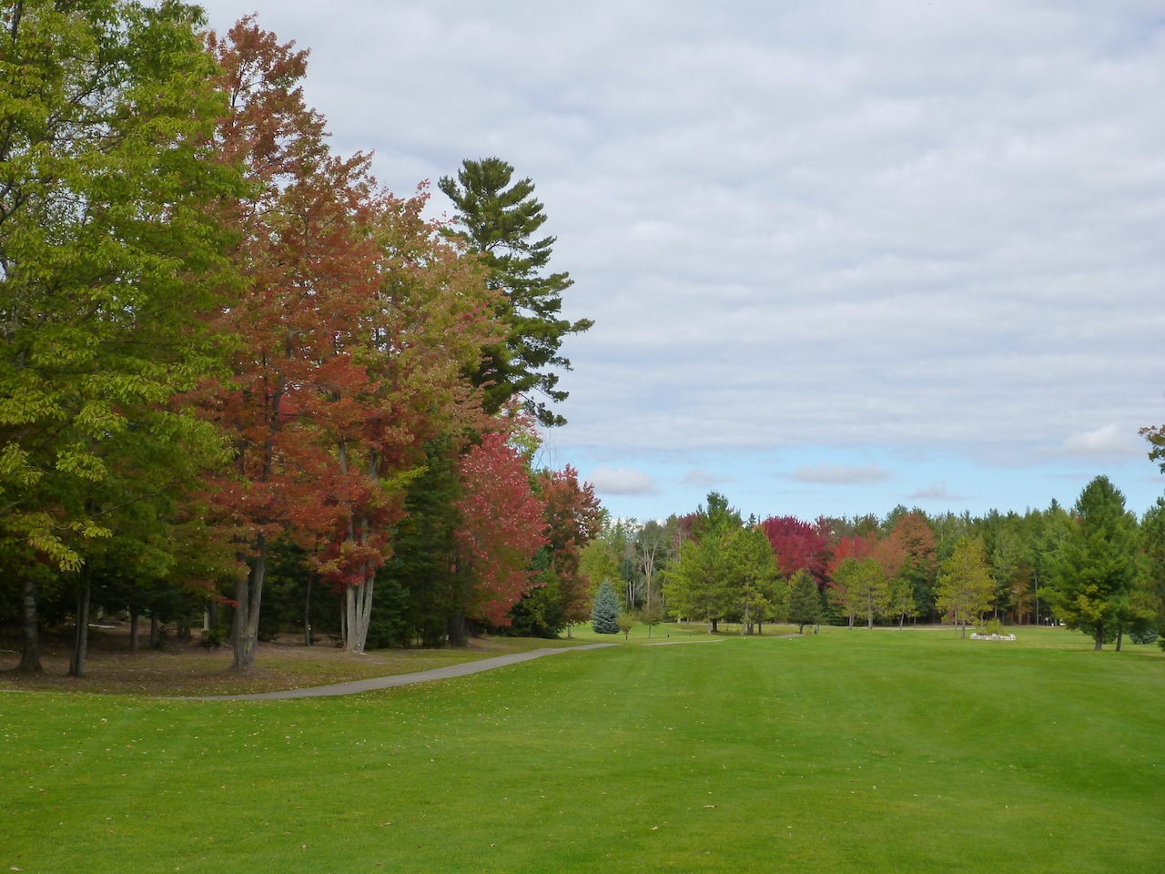 The Golf Course At Thunder Bay Resort