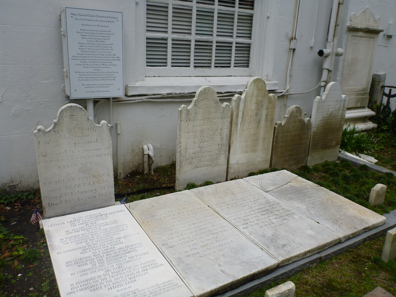 A Historical Cemetery