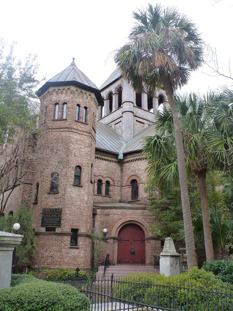 A Church Among Many In Charleston