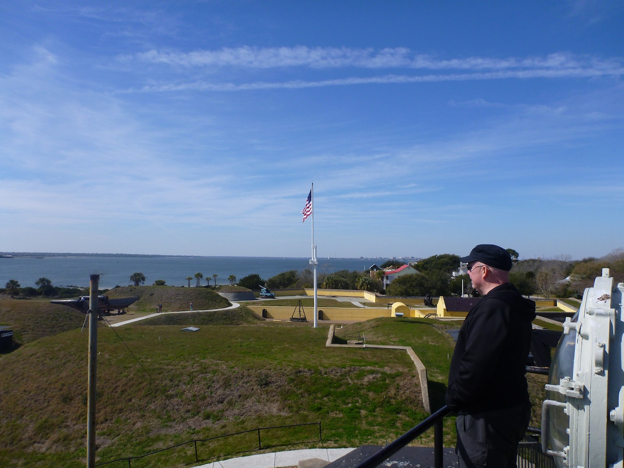 Fort Moultrie On Sullivan's Island