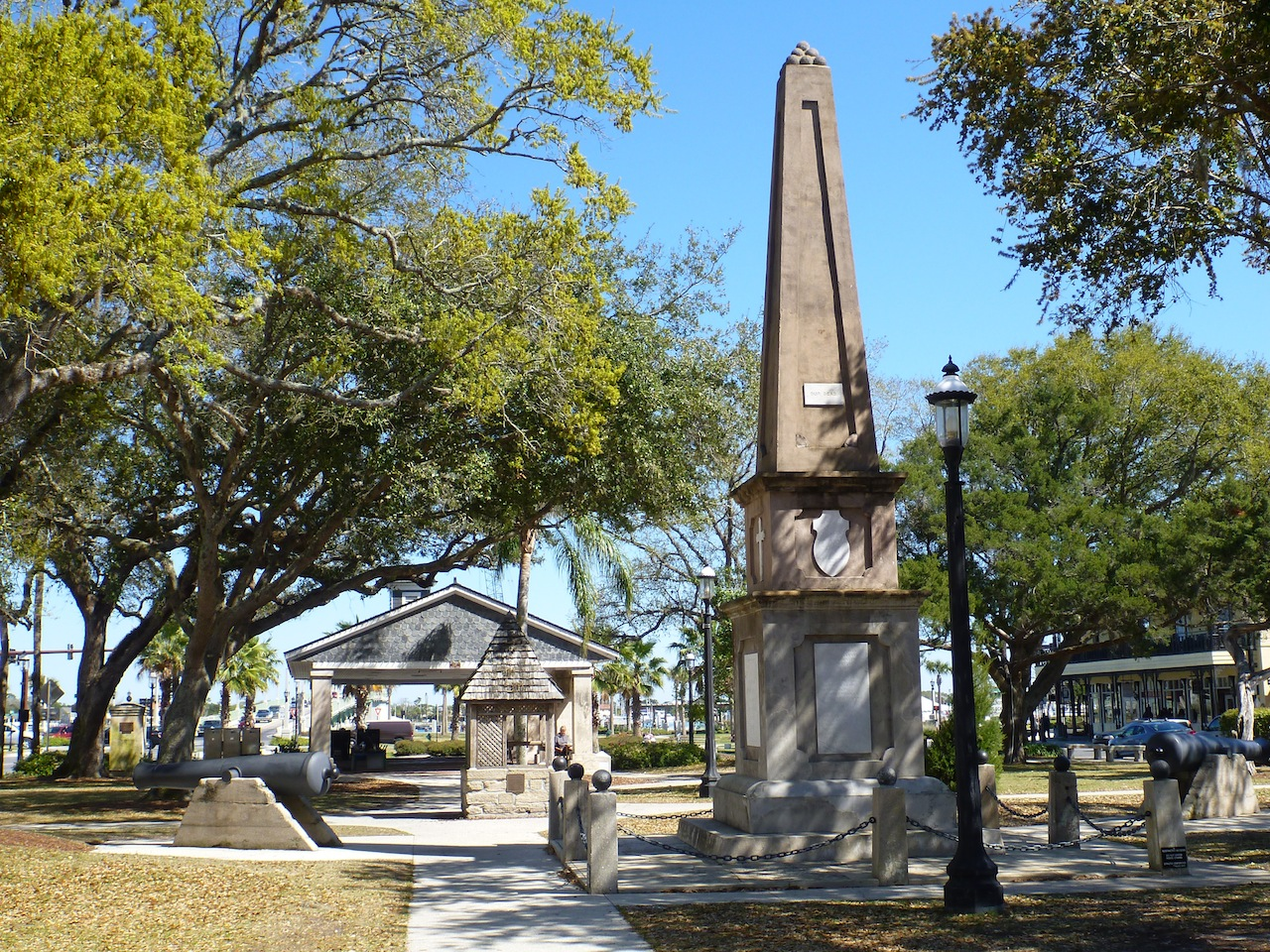 Historical Park In St. Augustine