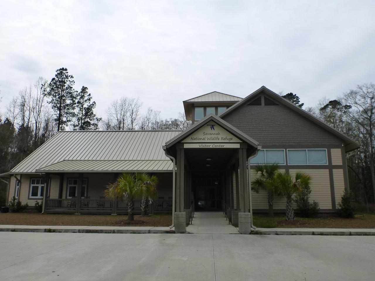 Savannah National Wildlife Refuge Visitor's Center