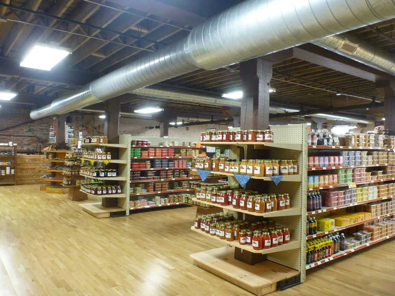 The Market And Deli Inside Coppes Commons