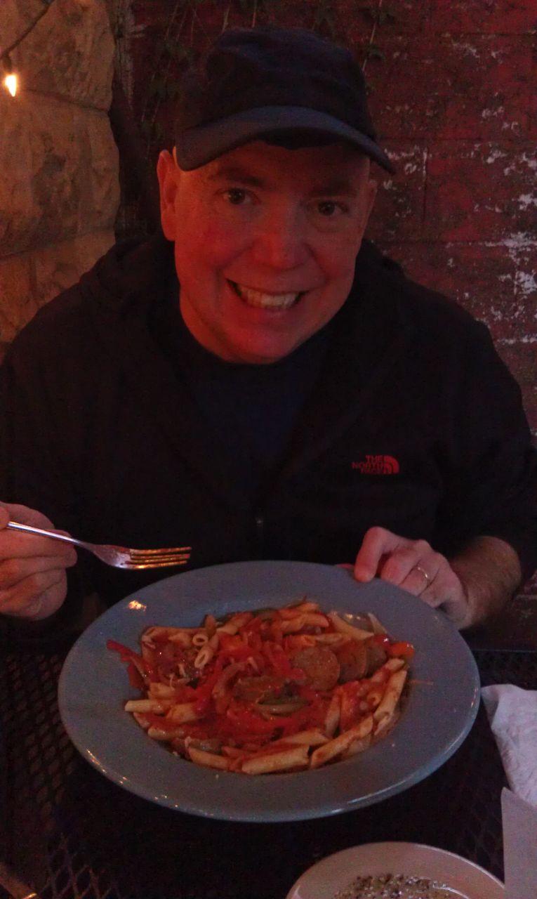Dinner At Pasta Bella