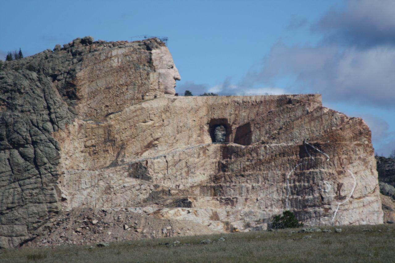 Crazy Horse, SD