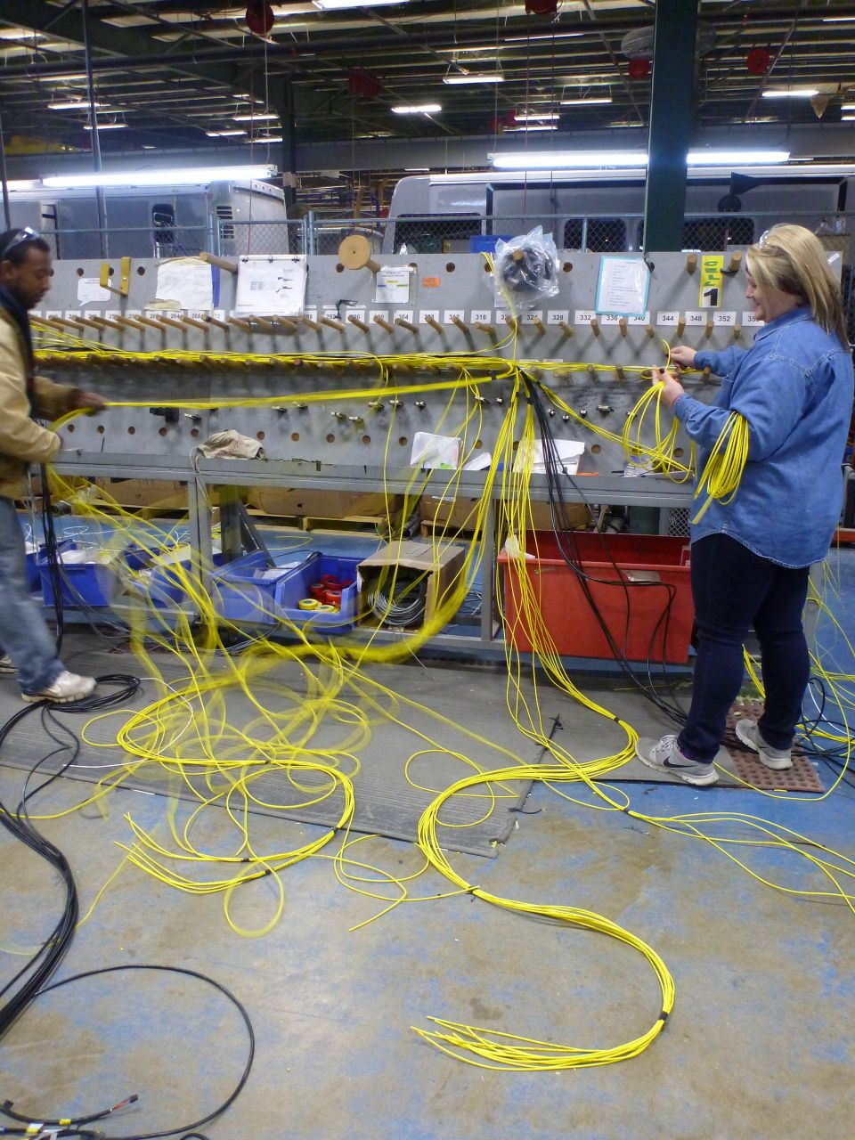 Some Of Our Wiring Team
