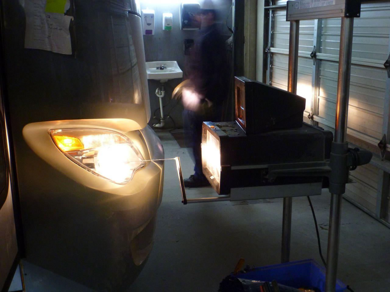 Aligning Headlights