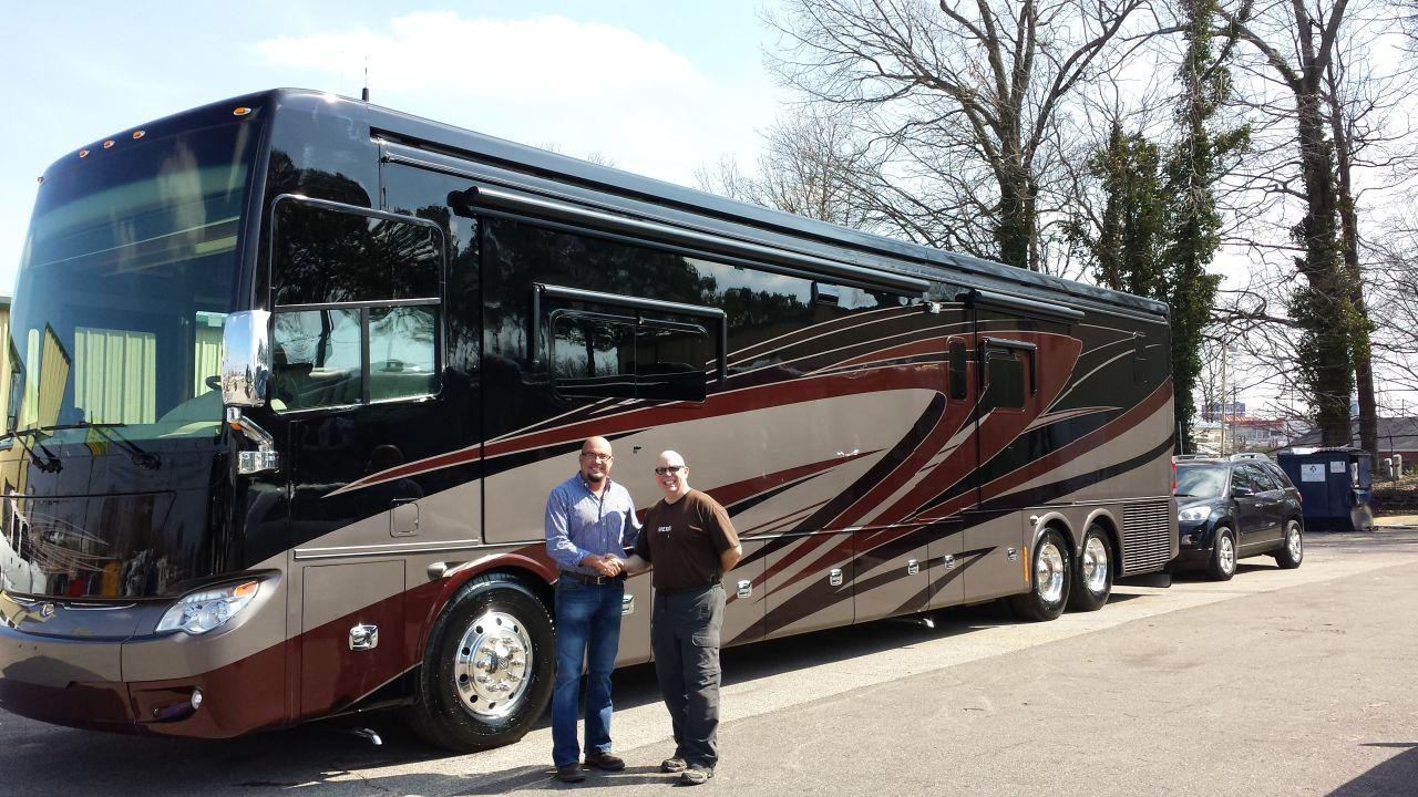 David And David Davis Of Davis Motor Homes In Memphis, TN