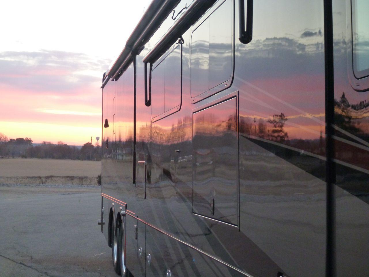 Sunrise At Tiffin