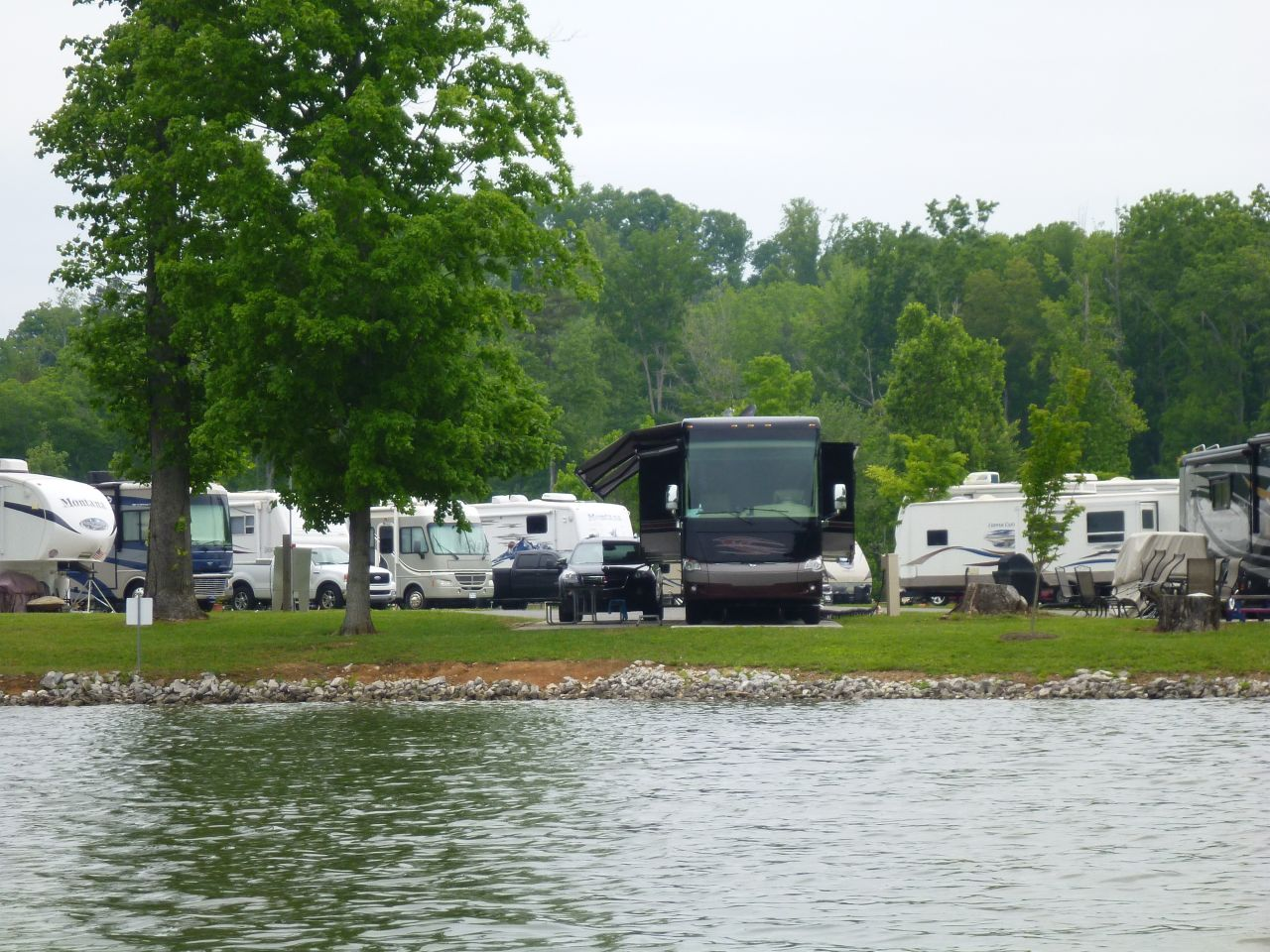 Our Spot At Caney Creek RV Resort