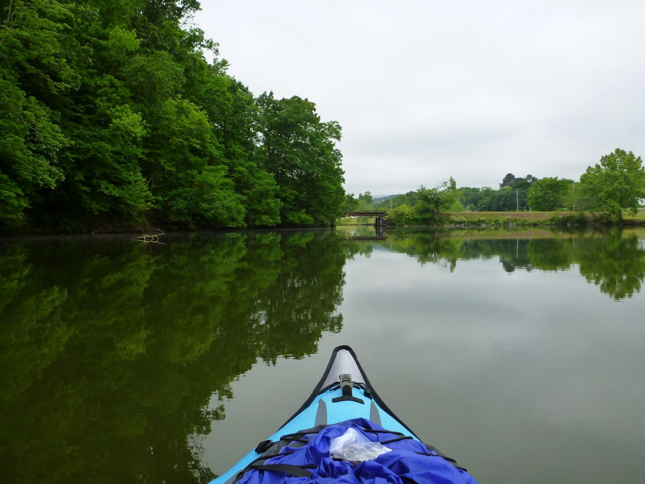 Kayaking Around The Area