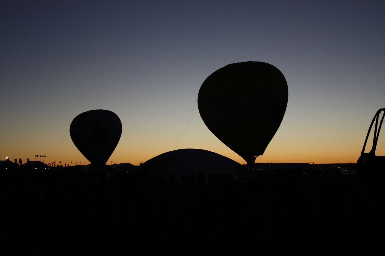 Albuquerque Balloon Fiesta, Albuquerque, NM