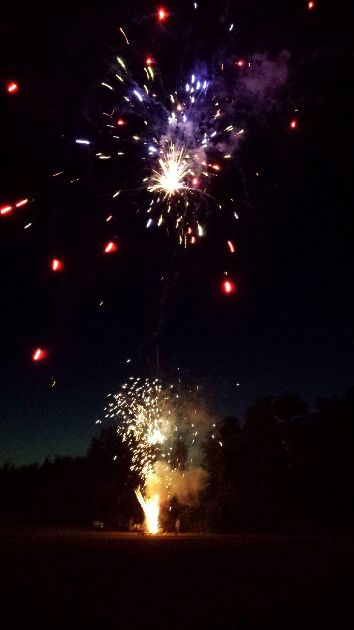 4th Of July Celebration At Southwoods