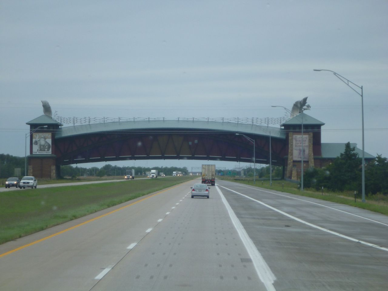 The Archway In Kearney, Nebraska
