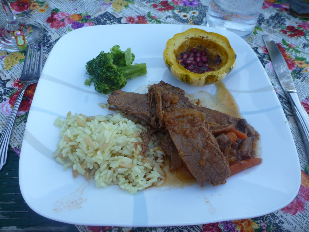 A Great Rosh Hashanah Dinner