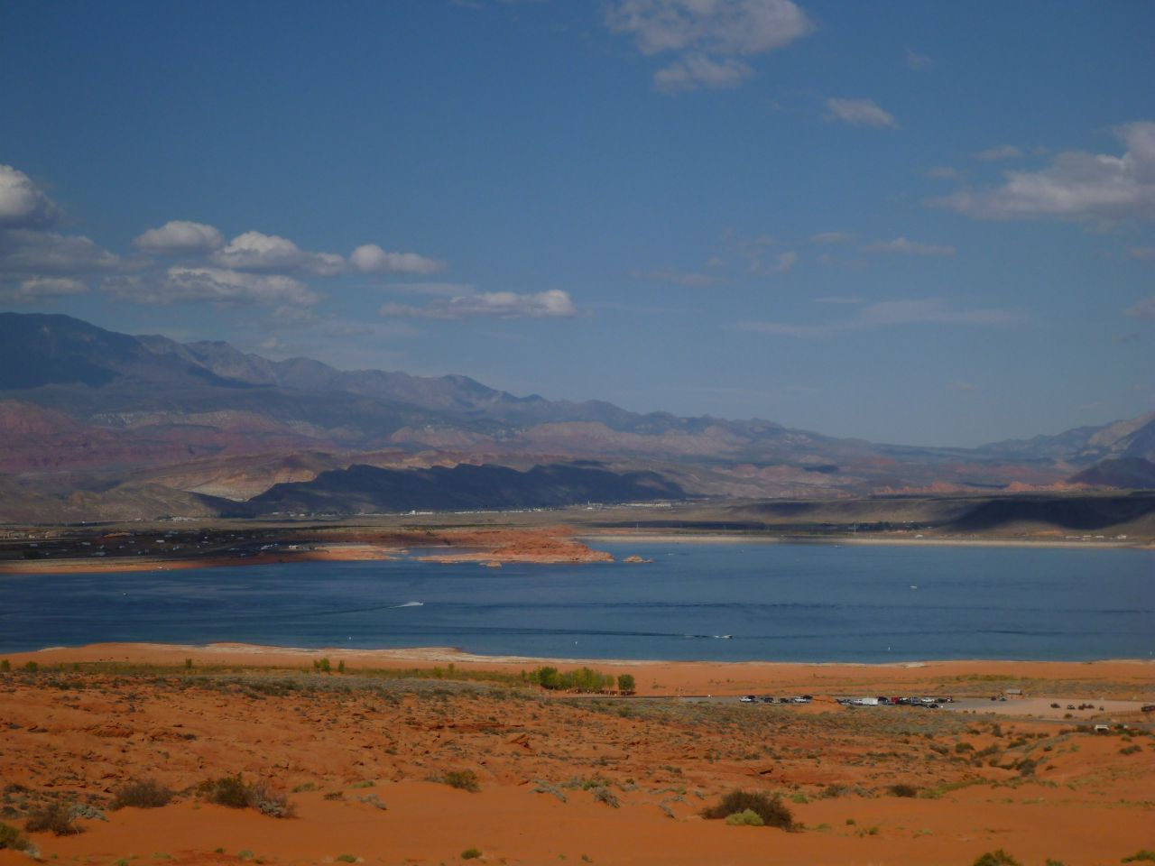 Sand Hollow State Park In Hurricane, Utah