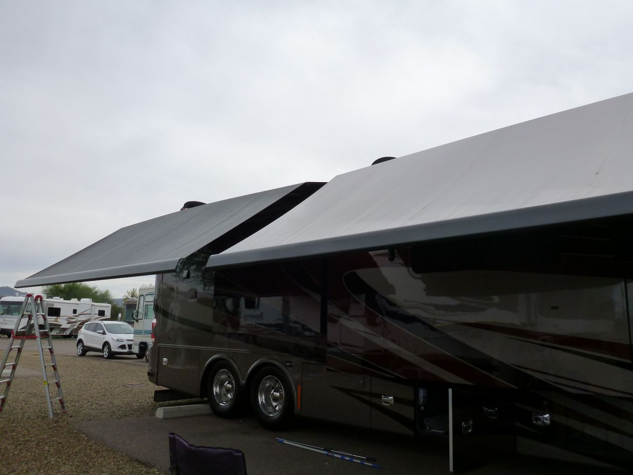 The New And Old Awning Difference