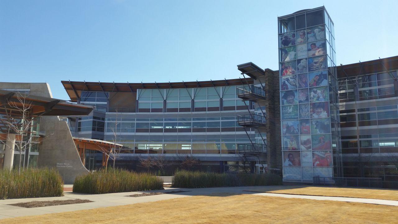 Heifer International Headquarters In Little Rock, AR