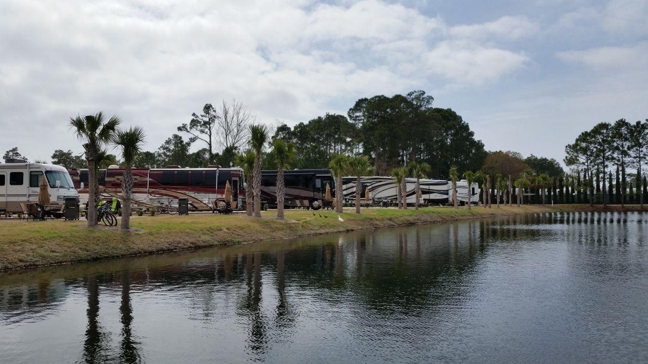 Premium Lake Side Sites