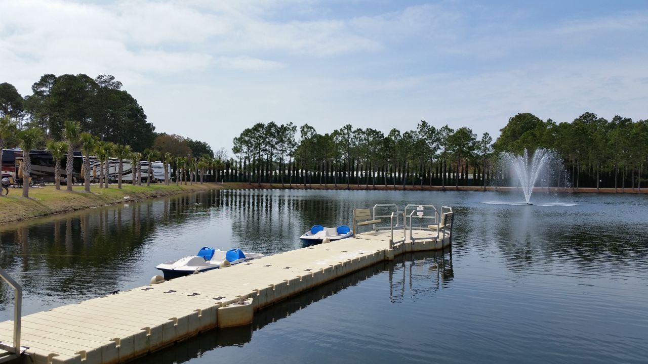 Paddle Boats For The Lake