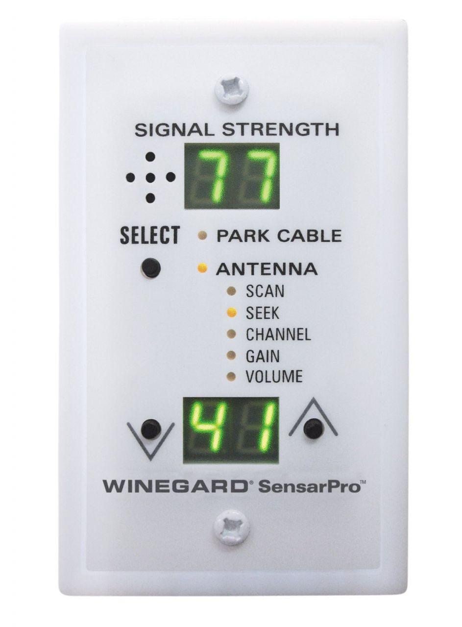 Quick Ota Antenna Pointing Using Sensarpro Outside Our Bubble Winegard Rv Wiring Diagram