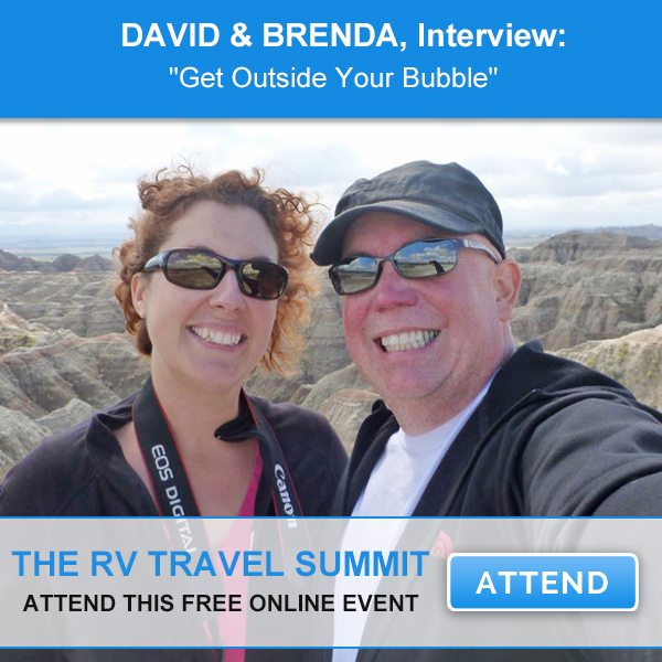 Listen to our segment during the RV Summit