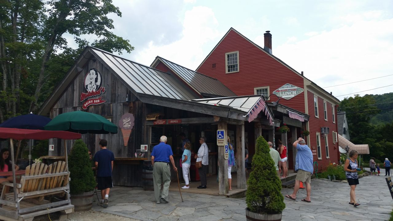 Vermont Country Store And Mildred's Dairy Bar