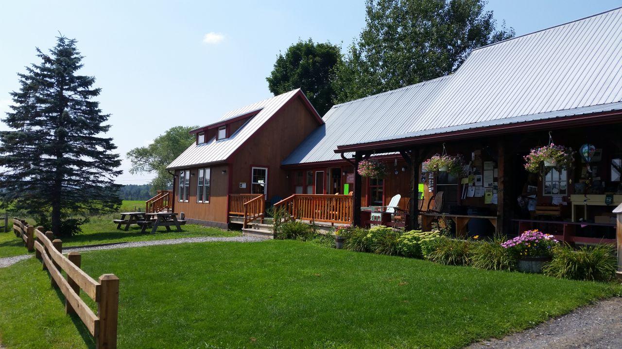 Bragg Farm Sugar House