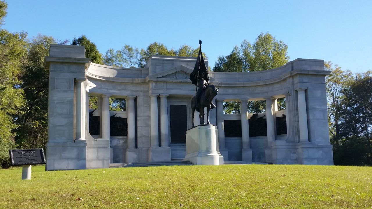 One Of The Monuments