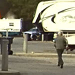 """RV Fire – """"A Dog's Tale"""" –  An Act of RV'er Help Other RV'er"""
