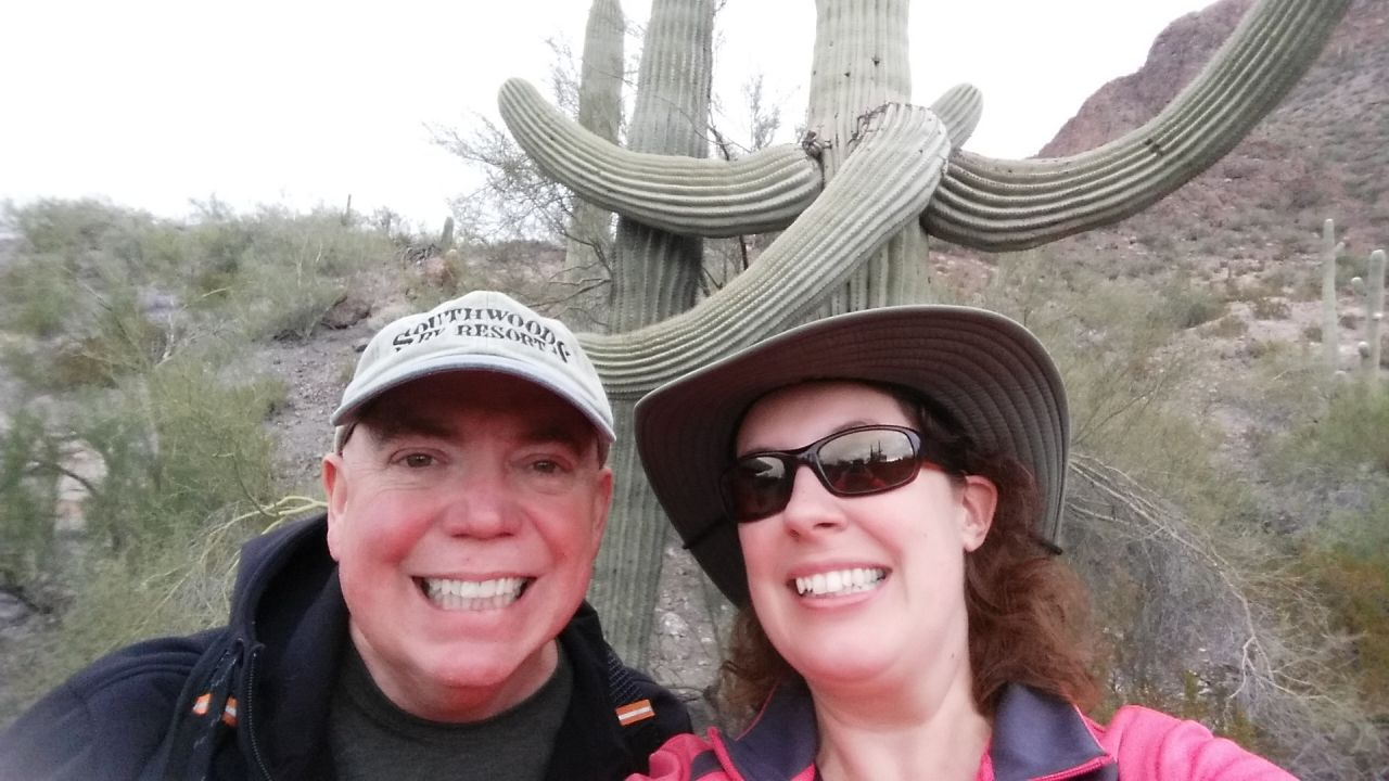 Hiking Picacho Peak State Park