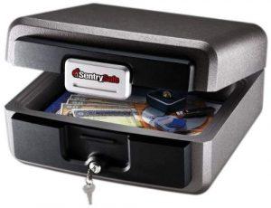 SentrySafe Media Fire Safe