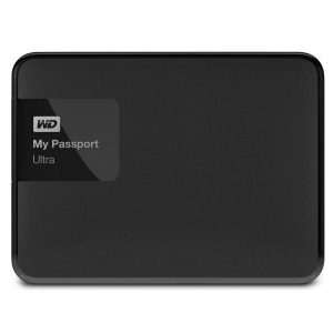 Western Digital USB Hard Drive