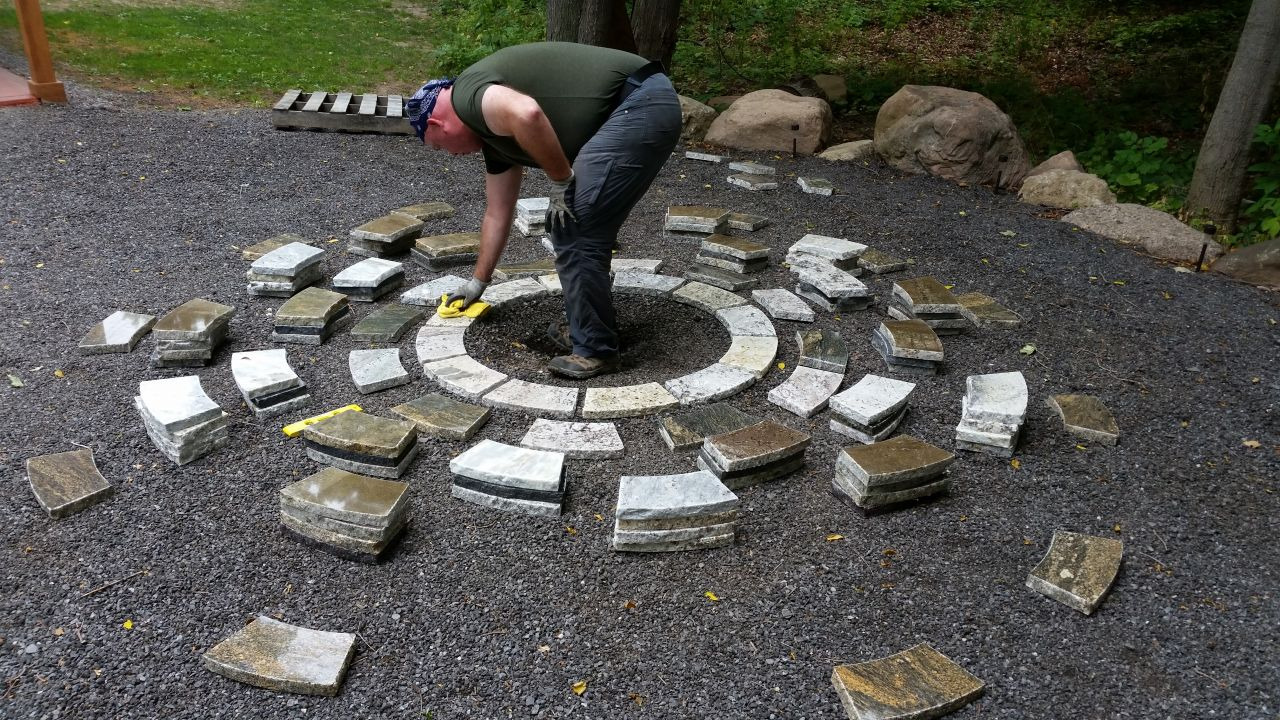 Deconstructing Fire Pit