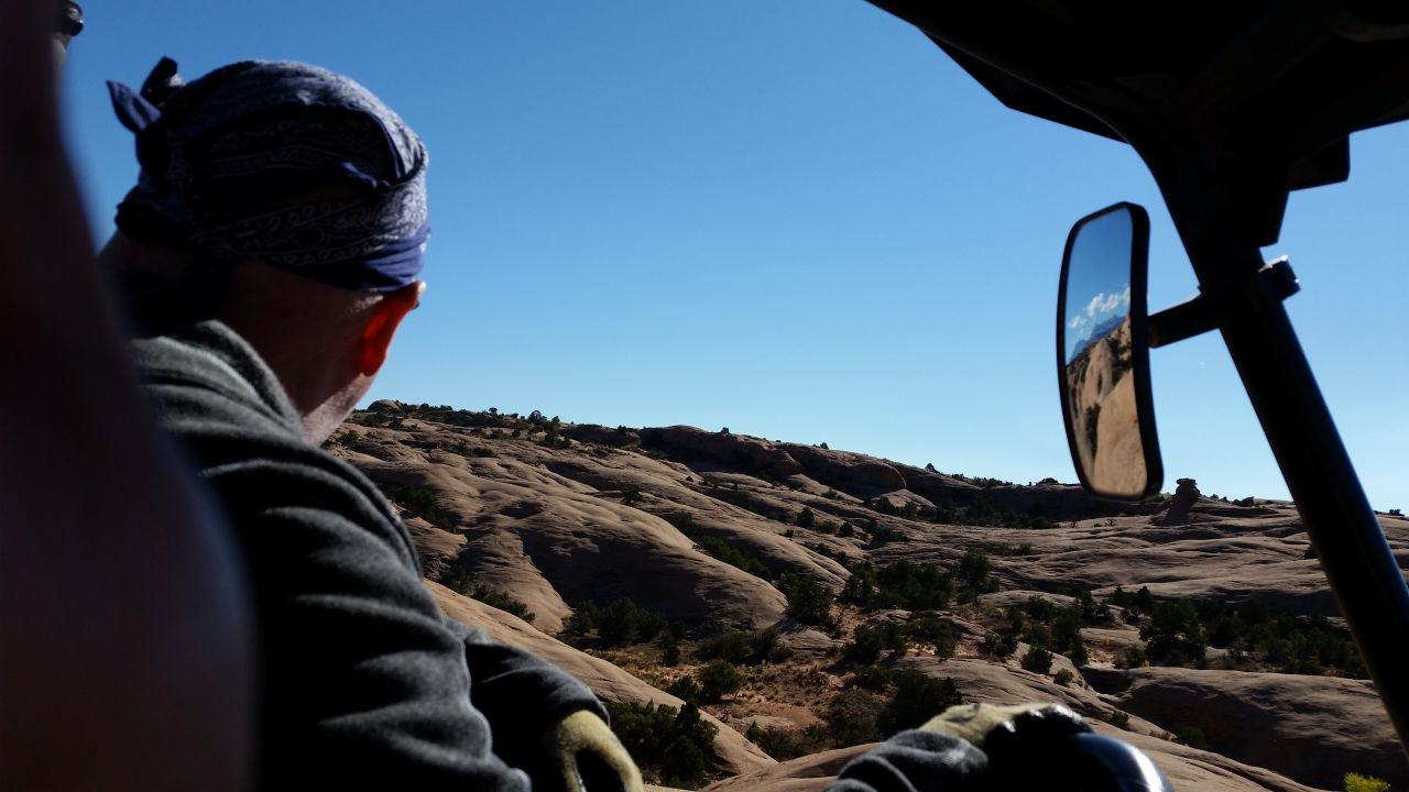 4x4ing Out In Moab, Utah