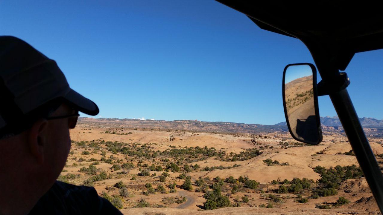 4x4ing In Moab, Utah