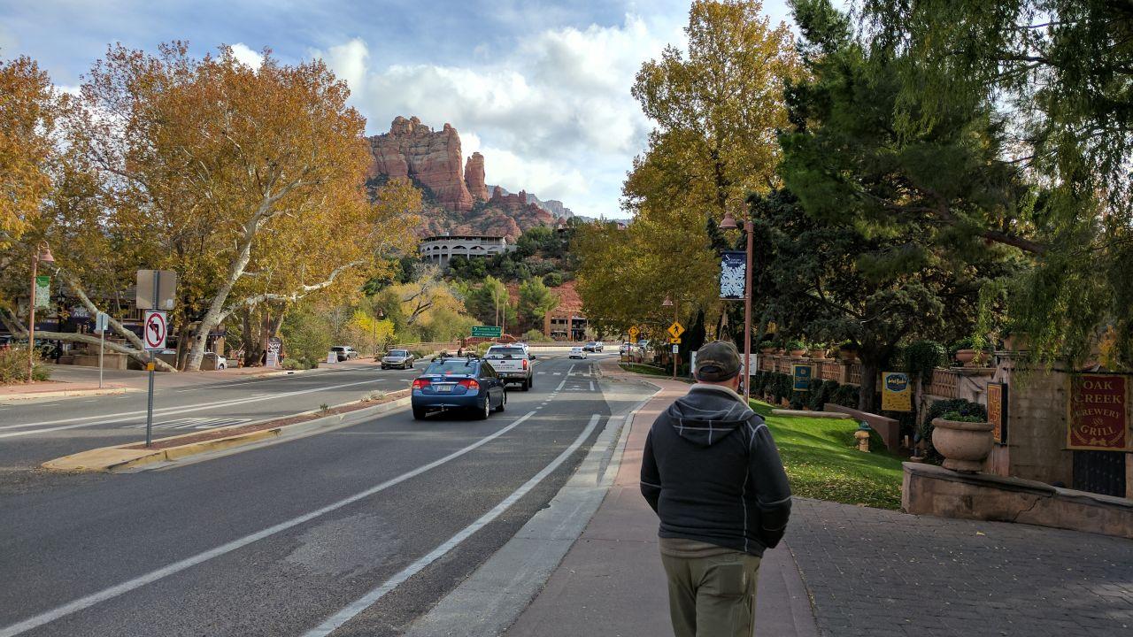 Exploring Sedona And Jerome, Arizona